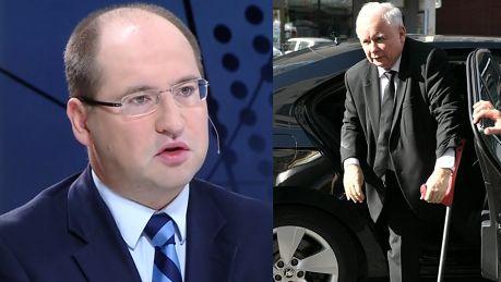 Stan zdrowia Kaczyńskiego znowu się pogorszył Przedłużył urlop bo zmarła jego przyjaciółka