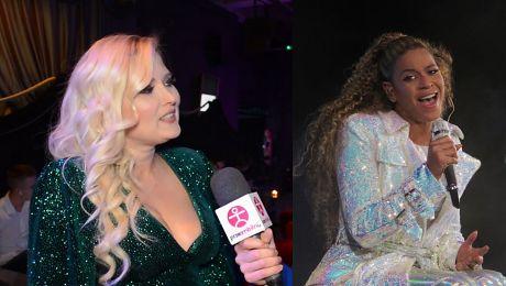 Andrzejewicz zaśpiewała piosenkę Beyonce Ma bardzo wysokie dźwięki i tekst jest trudny