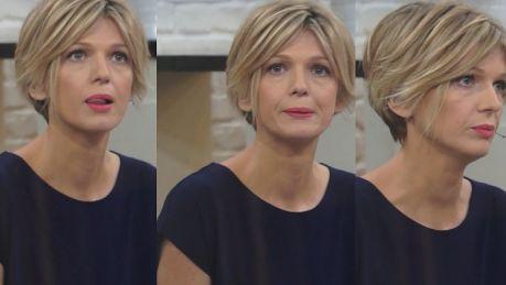 Poddenerwowana Mołek podczas nagrania Dzień Dobry TVN