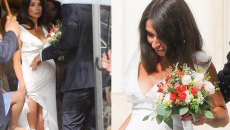 Kaczyńska zrobiła ze ślubu pokazówkę Chce być celebrytką Mogła to zrobić po cichu