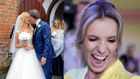 Janachowska odnowi przysięgę małżeńską Czekam do okrągłej rocznicy