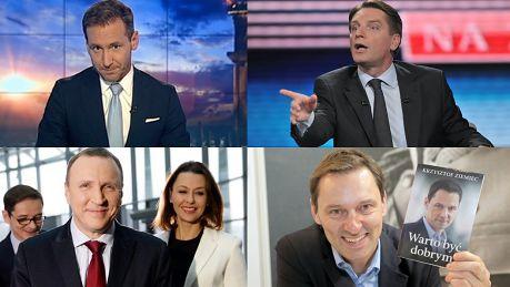 Celebryci o zwolnieniach w TVP Zobacz jaką przyszłość wróżą Kraśce i Lisowi