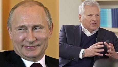 Aleksander Kwaśniewski chce zaprosić Putina na 80 rocznicę wybuchu II wojny światowej