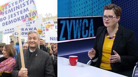 Lubnauer krytykuje Wiosnę Biedronia Jest tak samo populistyczna jak PiS