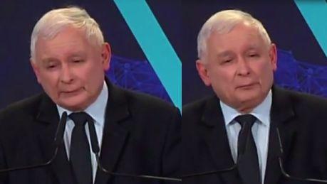 Jarosław Kaczyński Platforma chce euro my mówimy nie