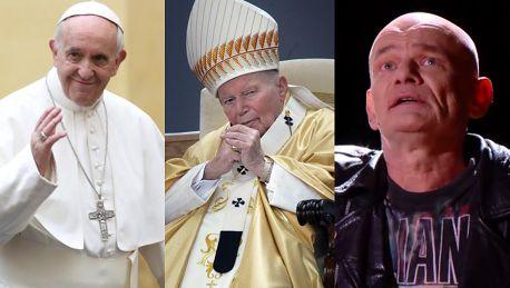 Brylewski krytykuje Jana Pawła II Nie był autorytetem we wszystkich sprawach Franciszek bardziej mi się podoba