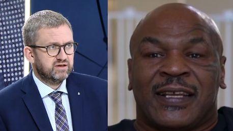Ołdakowski krytykuje Tysona za noszenie powstańczej opaski Może nie powinien tak szybko zostawać powstańcem
