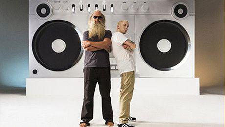 Zobacz NOWY KLIP Eminema