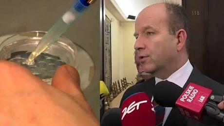 Minister zdrowia Procedura in vitro nie może zastąpić leczenia niepłodności
