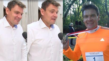 PUDELEK W SEJMIE Były minister sportu i turystyki Bardziej sexy jest bycie sportowcem