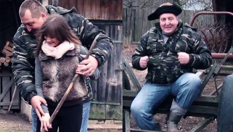 Adam z Rolnik szuka żony nagrał teledysk disco polo