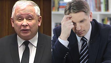 Kaczyński Media są kurtyną w której wyświetla się film dla maluczkich