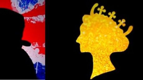 Niesamowity teatr cieni w brytyjskim Mam talent