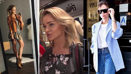 Sylwia Nowak chce zostać Victorią Beckham Dojrzałam i się poukładałam