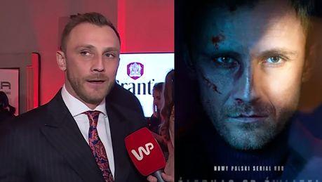 Kamil Nożyński Zagrałbym w drugim sezonie Ślepnąc od świateł