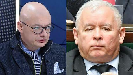 Michał Kamiński o deklaracji Jarosława Kaczyńskiego Proponuje renegocjacje traktatu a to oznacza POLEXIT