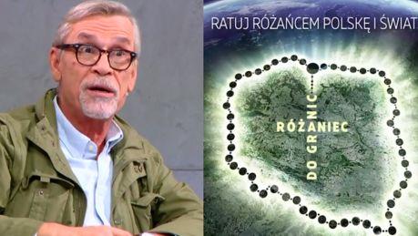 Żakowski kpi z Różańca bez granic Czy oni powiedzą uchodźcom chodźcie do nas