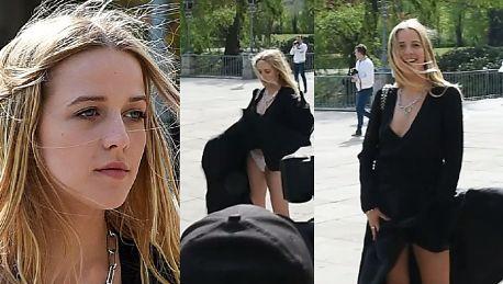 Jessica Mercedes pokazała bieliznę paparazzi Jeszcze jaką gafa