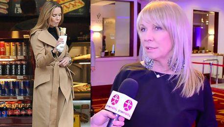 Bojarska komplementuje Hanię Lis Nawet w worku od kartofli ładnie by wyglądała