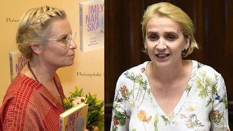 Młynarska kibicuje Joannie Scheuring Wielgus To jedna z najlepszych posłanek