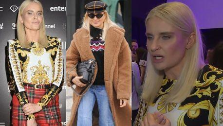 Horodyńska o trudach bycia ikoną mody Jestem bardzo skomplikowana