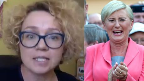 Keszka też apeluje do Agaty Dudy Pani Prezydentowo proszę zacząć się szanować