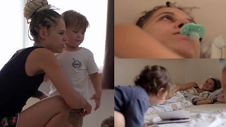 Żona Tymańskiego zaprosiła kamery TVN u do łóżka…