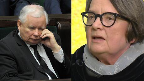 Holland o Kaczyńskim Ma gębę pełną frazesów jak władze komunistyczne