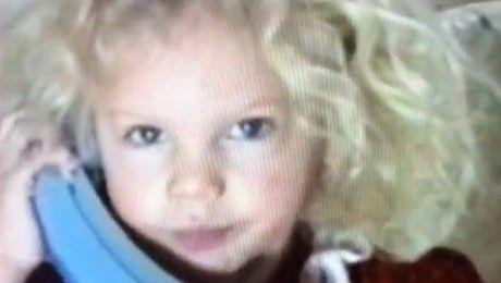 4 letnia Taylor Swift