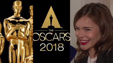 Herbuś o Oscarach Oglądam ale jem seler naciowy zamiast popcornu