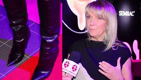 Skromna Bojarska Ferenc w butach za 8 tysięcy euro Każdy kupuje na swoje możliwości