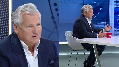 Aleksander Kwaśniewski odpowiada Jarosławowi Kaczyńskiemu To są fanaberie