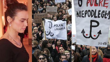 Smutniak Śledzę sytuację kobiet w Polsce Jest mi WSTYD