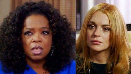 Oprah do Lindsay PRZESTAŃ PIEP**YĆ