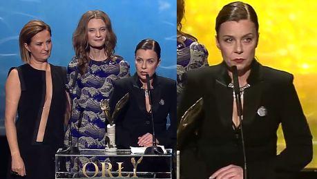 Kobiecy apel Kuleszy Kuny i Buzek podczas Orłów 2017 Wszystkie trzy jesteśmy ambitne i mamy nerwicę