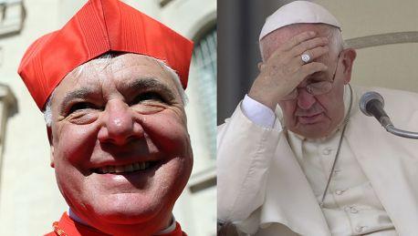 Gejowskie orgie i kokaina w Watykanie Współpracownik papieża już PRZYZNAŁ SIĘ DO WINY