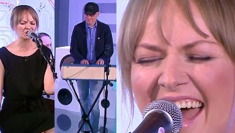 Kasia Stankiewicz śpiewa Orła Cień w Dzień Dobry TVN