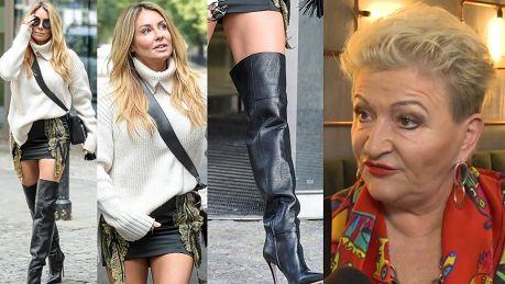 Bakuła krytykuje Polki Gonimy za modą Jak buty z zasłoniętym kolanem to od razu do kości ogonowej
