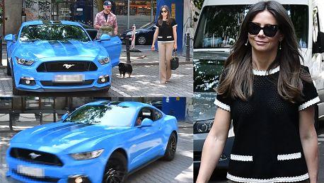 Rusin ekscytuje się nowym Mustangiem Kraśki TO JEST TWÓJ SAMOCHÓD BOŻE Żartujesz