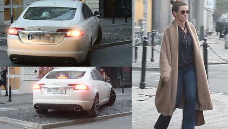 Rusin znów zaparkowała na zakazie I poszła na manicure…