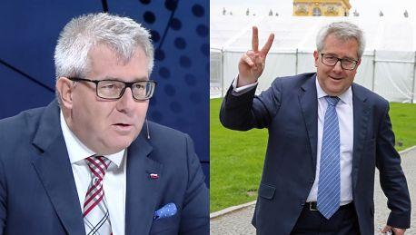 Czarnecki Totalna opozycja nie ma żadnych moralnych hamulców to widać słychać i czuć