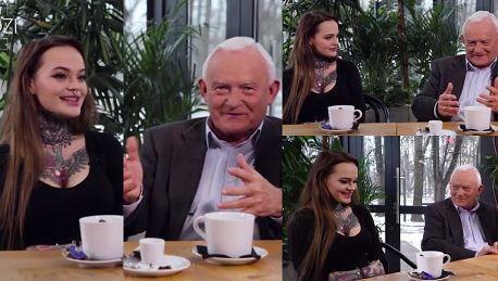 Pierwszy wspólny wywiad Millera z wnuczką Schudłam 17 kilogramów w trzy miesiące