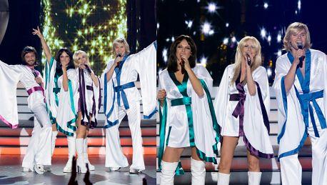 Finaliści Twoja Twarz Brzmi Znajomo jako ABBA