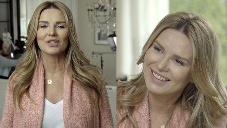 Szeroki uśmiech Lisicy reklamuje jej nowy program Naturalnie piękna