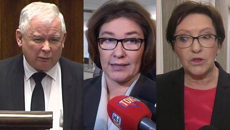 Posłowie o słowach Kaczyńskiego Naród panów Rasa panów To haniebne i należą nam się przeprosiny