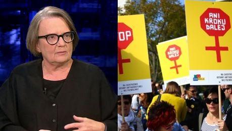 Holland o ustawie antyaborcyjnej Projekt jest zbrodniczy Lekarze będą się bali dotknąć brzucha kobiet
