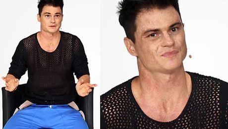 Finalista Top Model UK Polski na mnie nie stać