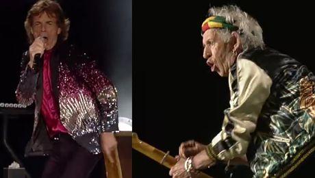73 letni Jagger wije się po scenie podczas koncertu na Kubie