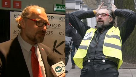 Kijowski już walczy z KOD em O tym że jest bałagan w finansach wiedzieliśmy od dawna