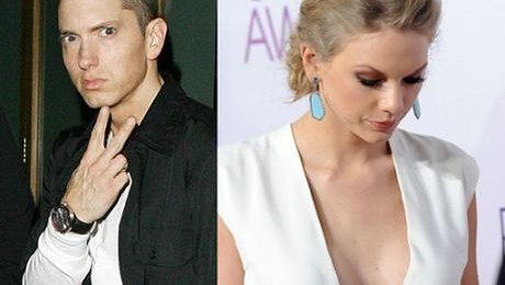 Taylor Swift rapuje Lose Yourself Eminema